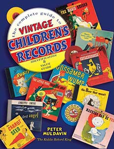 The Complete Guide to Vintage Children's Records